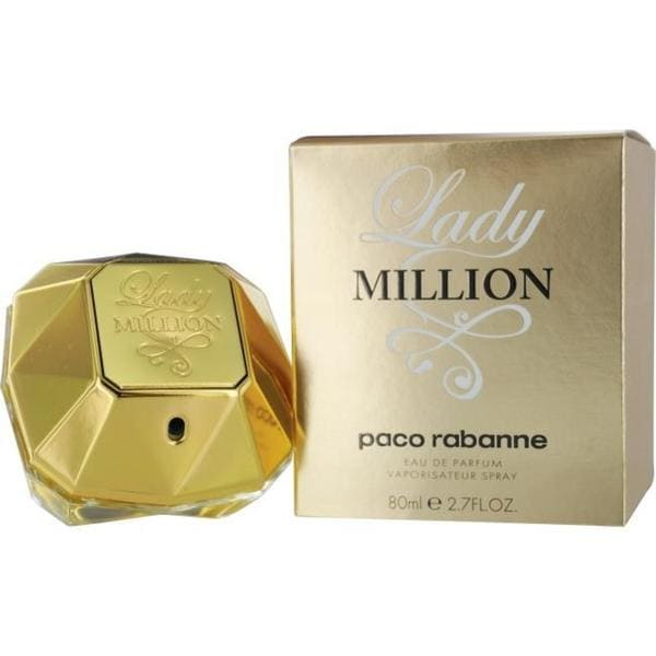 Shop Paco Rabanne Lady Million Womens 27 Ounce Eau De Parfum Spray