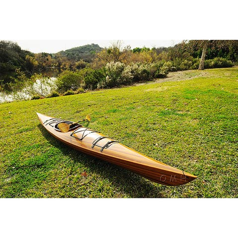 Old Modern Handicrafts 17-foot Kayak