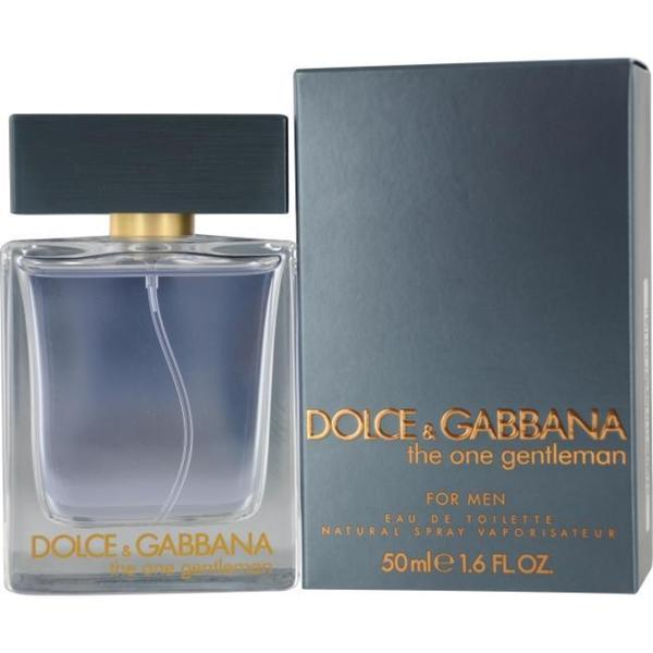 Dolce & Gabbana The One Gentleman Men's 1.6-ounce Eau de Toilette Spray