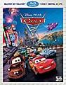 Cars 2 3D (Blu-ray/DVD)