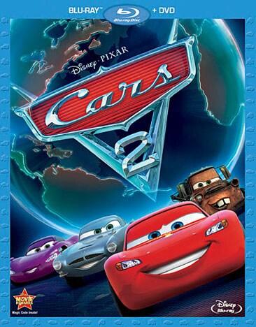 Cars 2 (Blu-ray/DVD)