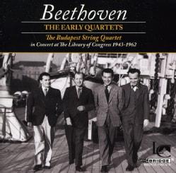 Budapest String Quartet - Beethoven: The Early String Quartets