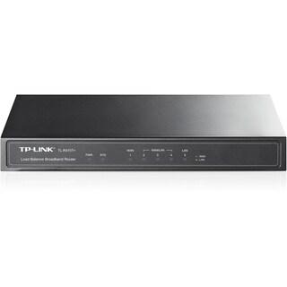 TP-LINK TL-R470T+ 5-port Load Balance Broadband Routerr, 3 Configurab