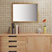SomerTile 12x12-inch Tuscan Spiral Sierra Porcelain Mosaic Floor and Wall Tile (10 tiles/10.21 sqft.)