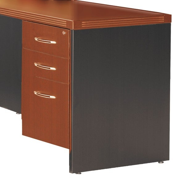 Mayline Aberdeen 26-inch Suspended Pedestal File for Desk