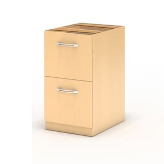 Mayline Aberdeen 26-inch Pedestal File for Desk