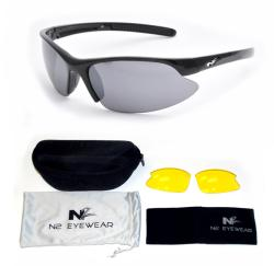 N2 Men's 'Partial' Sports Sunglasses