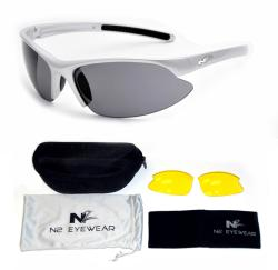 N2 Men's 'Partial' Sports Sunglasses - Thumbnail 2