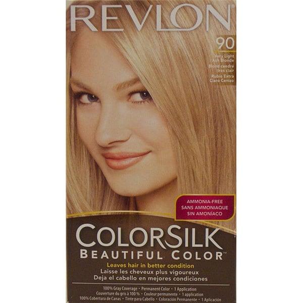 Revlon Colorsilk Light Ash Blonde 61