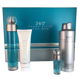 Perry Ellis 360 Men's 4-piece Fragrance Set