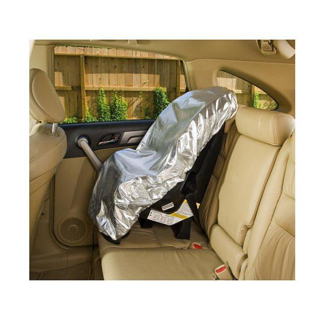 Mommy's Helper Car Seat Sun Shade - Thumbnail 0