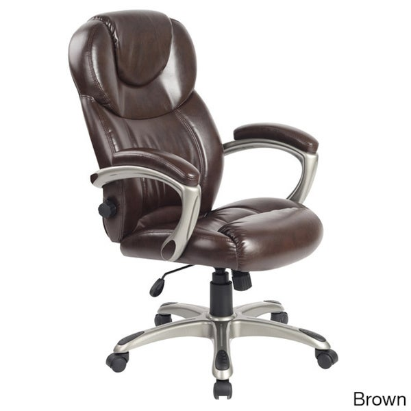 Comfort Products Granton Executive Chair with Adjustable Lumbar