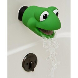Mommy's Helper Froggie Faucet Protector