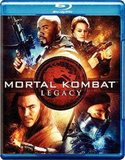 Mortal Kombat: Legacy (Blu-ray Disc)