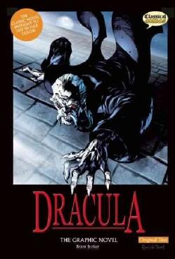Dracula, the Graphic Novel: Original Text (Paperback)