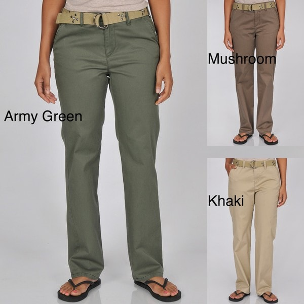 Khakis & Co Studio Women's Chino Pants - Free Shipping On Orders ...