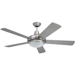 led modern remote n indoor compressed ceiling control fans home the fan brushed outdoor nickel b lights lighting with depot