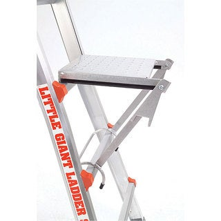 Little Giant Work Platform - Silver