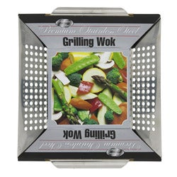 Mr BBQ Platinum Prestige 12x12 Stainless Steel Wok Top