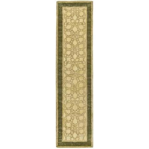 Safavieh Handmade Silk Road Kujtime Traditional Oriental Wool Rug