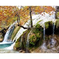 Stewart Parr 'Turner Falls, Oklahoma - Water falls' Unframed Photo Print