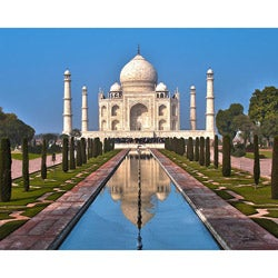 "Stewart Parr ""Agra, India - Taj Mahal"" Unframed Photo Print"