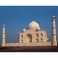 Stewart Parr 'Agra, India - Taj Mahal' Unframed Photo Print