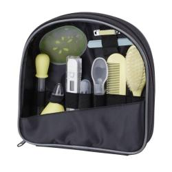 Mommy's Helper Black Rubber Nursery Essentials Kit