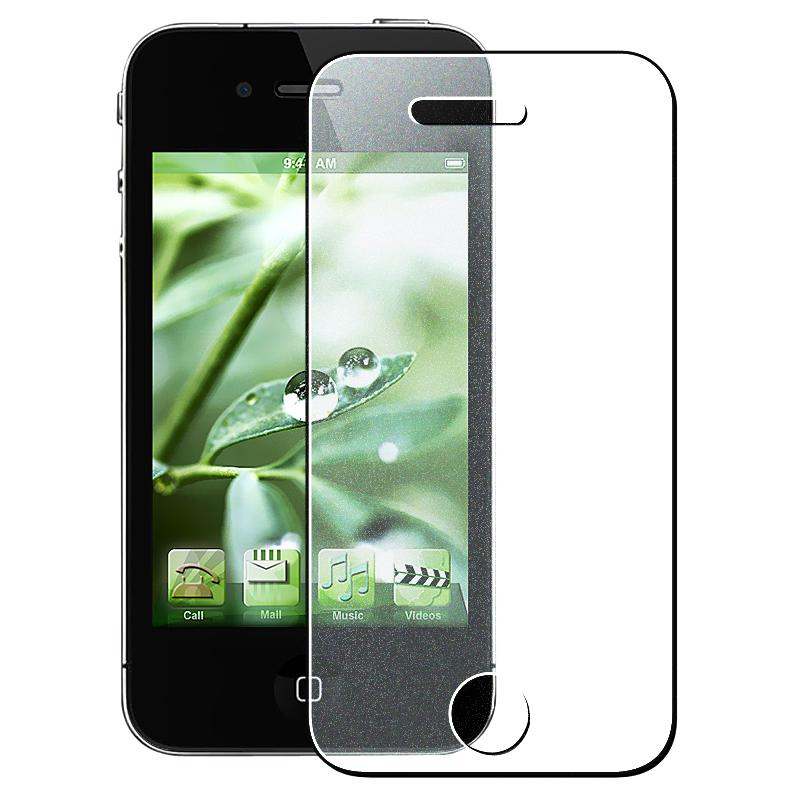 Colorful Diamond Screen Protector for Apple iPhone 4 - Thumbnail 0