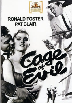 Cage Of Evil (DVD)