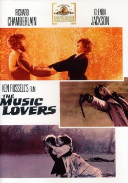 The Music Lovers (DVD)