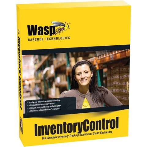 Wasp Inventory Control RF Professional - Complete Product - 5 PC, 1 Mobile Device - Standard