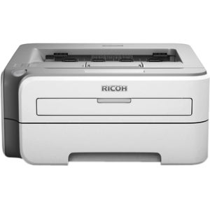 Ricoh Aficio SP 1210N Laser Printer - Monochrome - 2400 x 600 dpi Pri