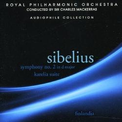 Charles Sir Mackerras - Sibelius: Symphony No. 2