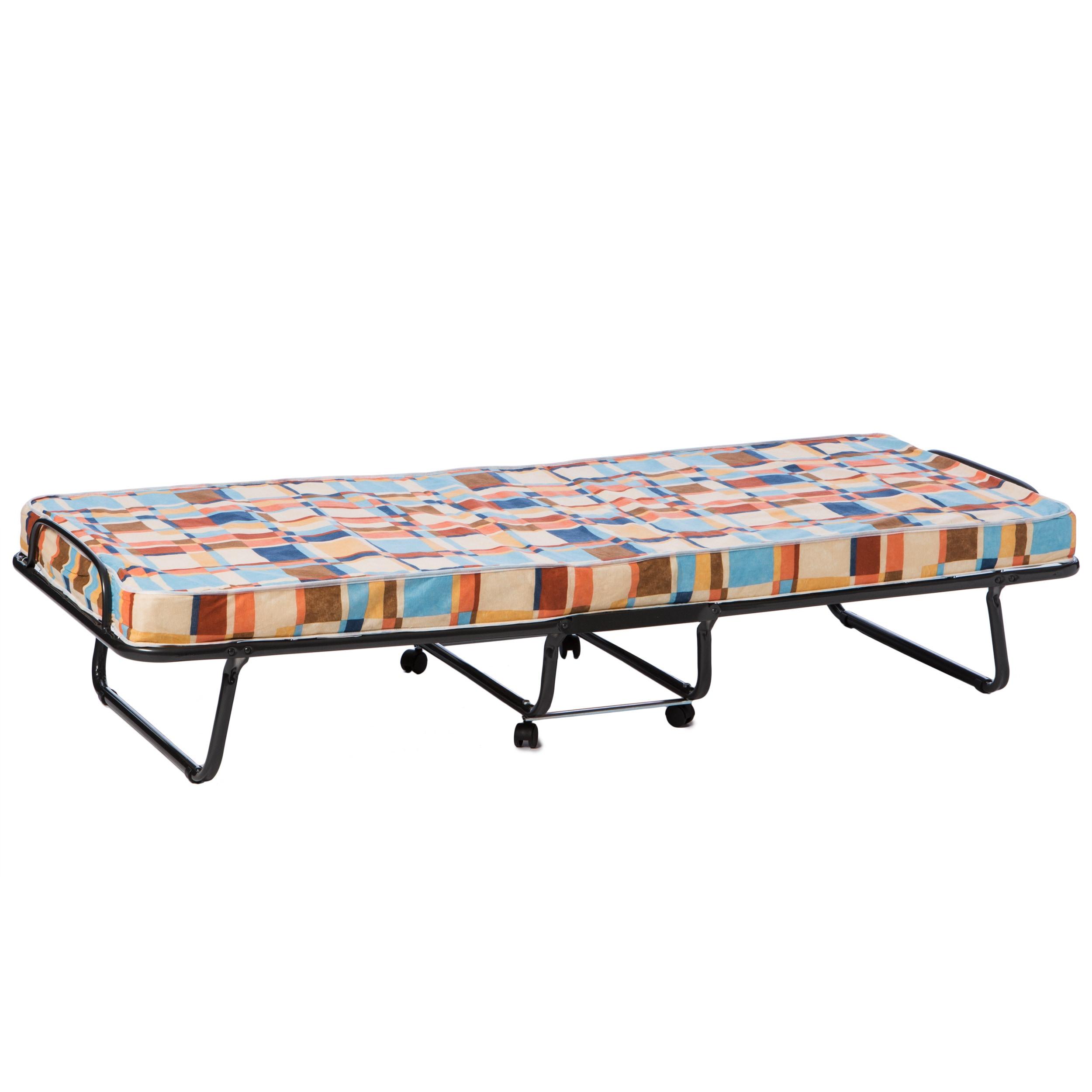 Innerspace Folding Twin-size Roll-away Guest Bed (High De...