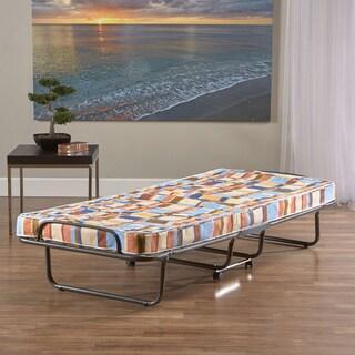 innerspace folding twinsize rollaway guest bed