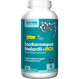 Jarrow Formulas Sacharomyces Boulardii Probiotic Supplement