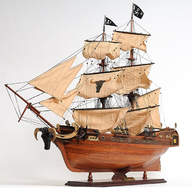 Old Modern Handicrafts Pirate Ship Exclusive Edition Model