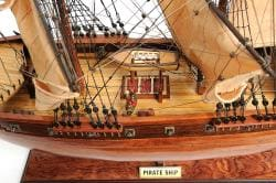 Old Modern Handicrafts Pirate Ship Exclusive Edition Model - Thumbnail 2