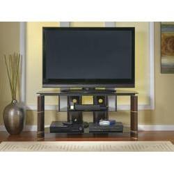 Bush Furniture Segments 42-inch Corner TV Stand