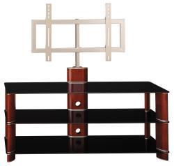 Bush Furniture Segments Collection Swivel Video Base - Thumbnail 1