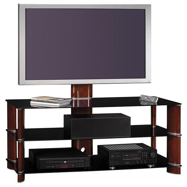 Bush Furniture Segments Collection Swivel Video Base