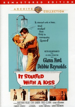 It Started With A Kiss (DVD)