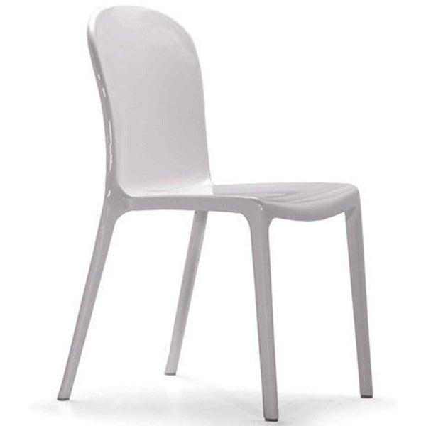 Peru White Chairs (Set of 4)