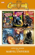 Ghost Rider: Official Index to the Marvel Universe (Paperback)