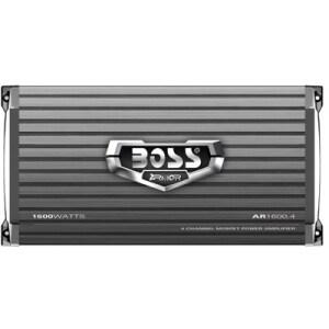 Boss Audio AR1600.4 Armor 1600-Watt Full Range, Class A/B 2 to 8 Ohm