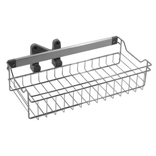 Side Mount Extendable Basket Closet Storage