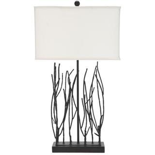 Safavieh Lighting 30.5-inch Natural Iron Branch Table Lamp