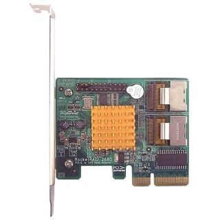 HighPoint RocketRAID 2680SGL 8-port SAS RAID Controller
