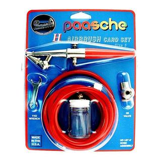 Paasche H-3 Airbrush Set